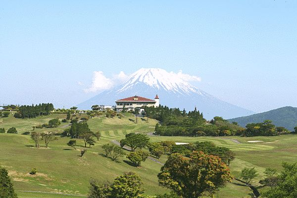 神奈川県・箱根くらかけゴルフ場