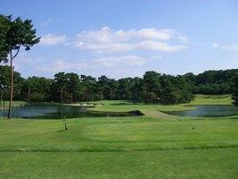 日本海カントリークラブのゴルフ...