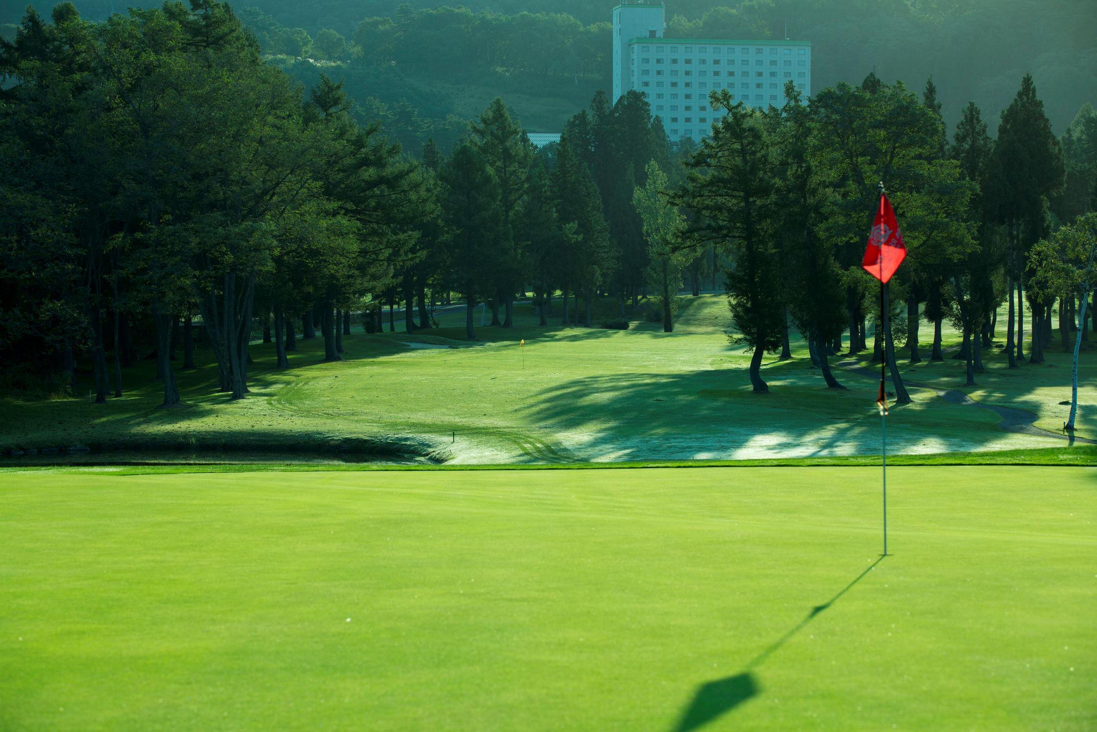 アパリゾート上越妙高の森ゴルフコース