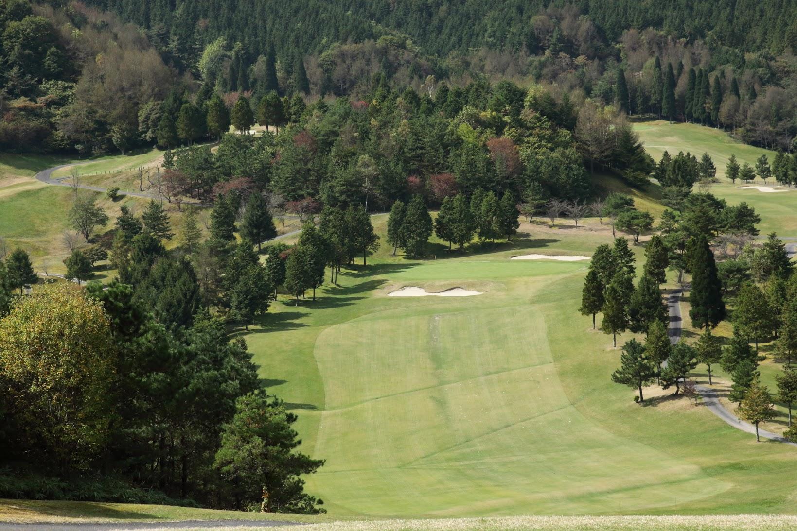 茶臼山ゴルフ倶楽部 茶臼山コース