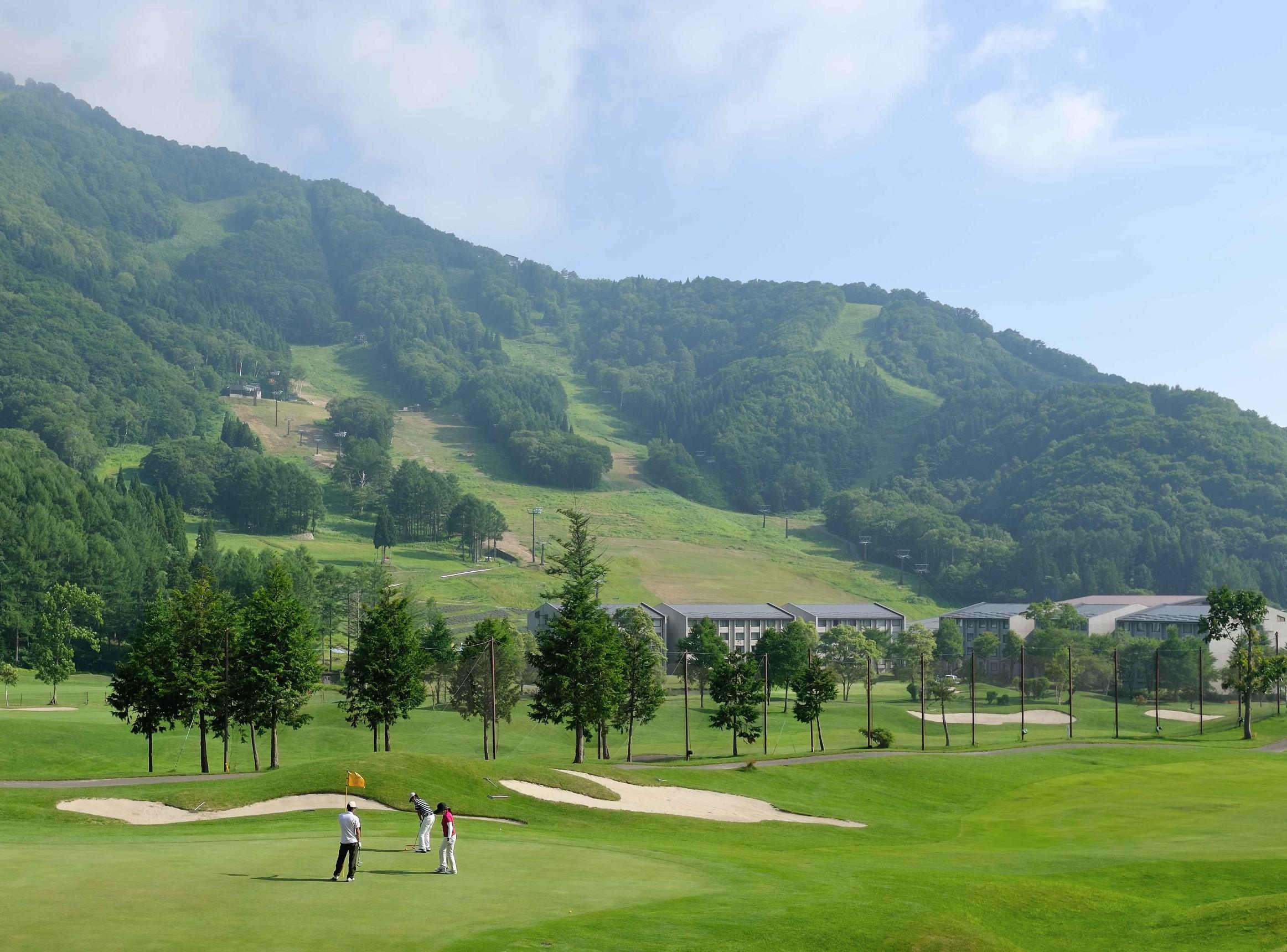 斑尾東急ゴルフクラブ(タングラム斑尾東急GC)