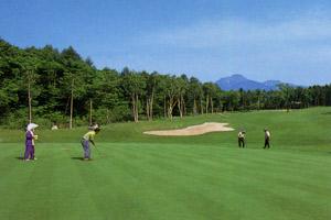丘の公園 清里ゴルフコース