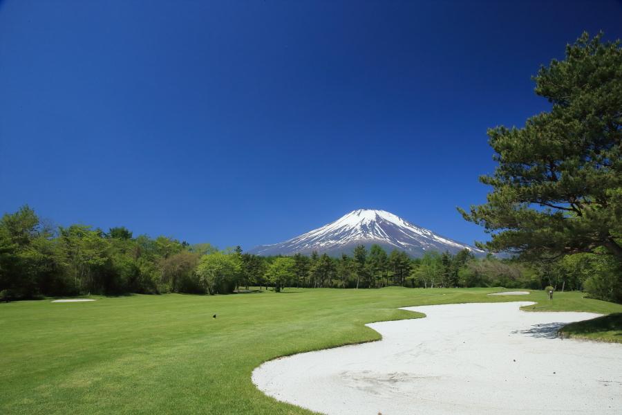 山梨県・富士ゴルフコース