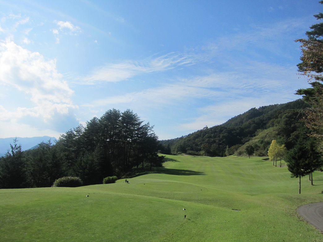 山梨県・大月ガーデンゴルフクラブ(旧ブリティッシュGC)
