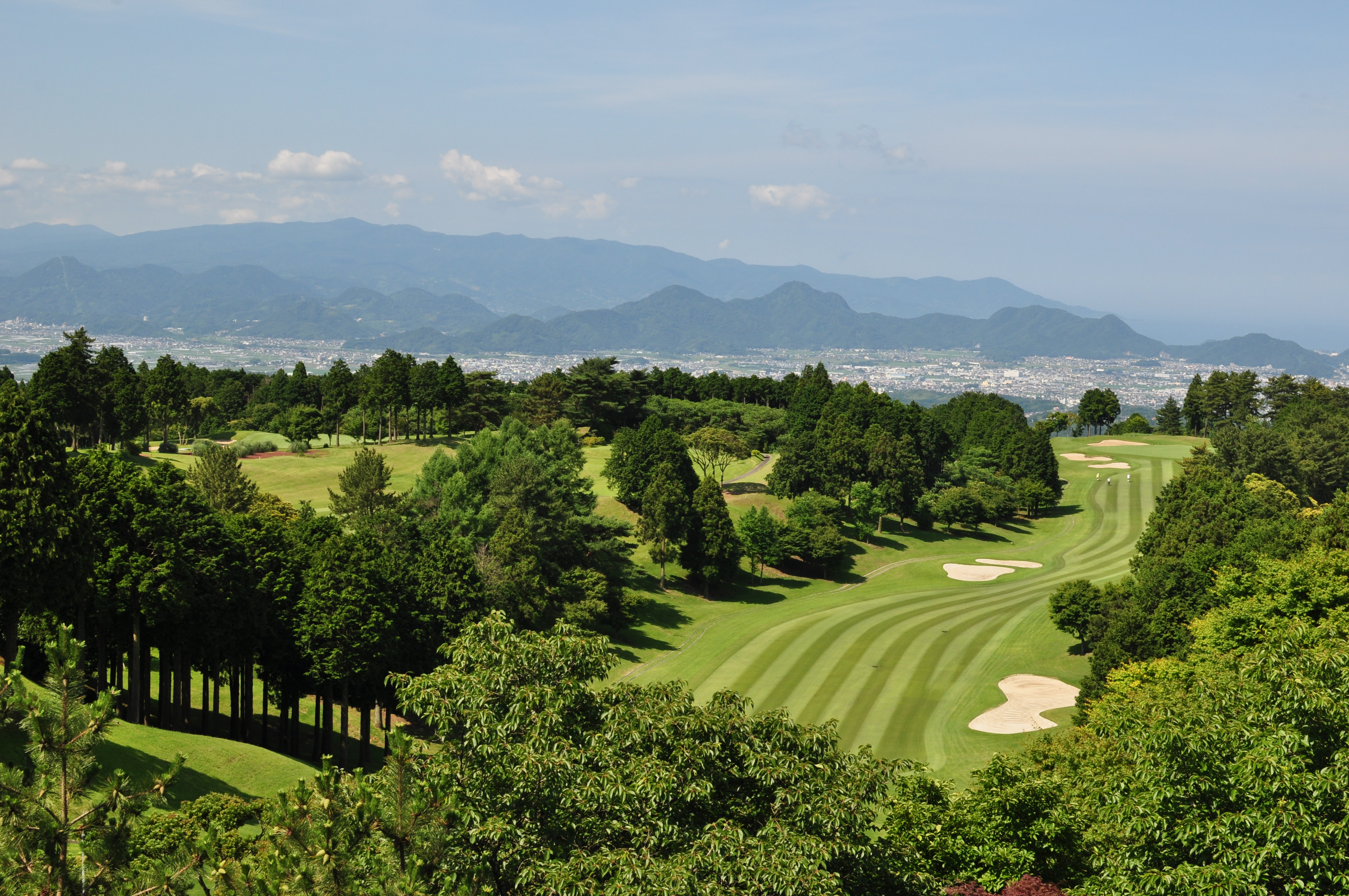 凾南ゴルフ倶楽部 富士コース