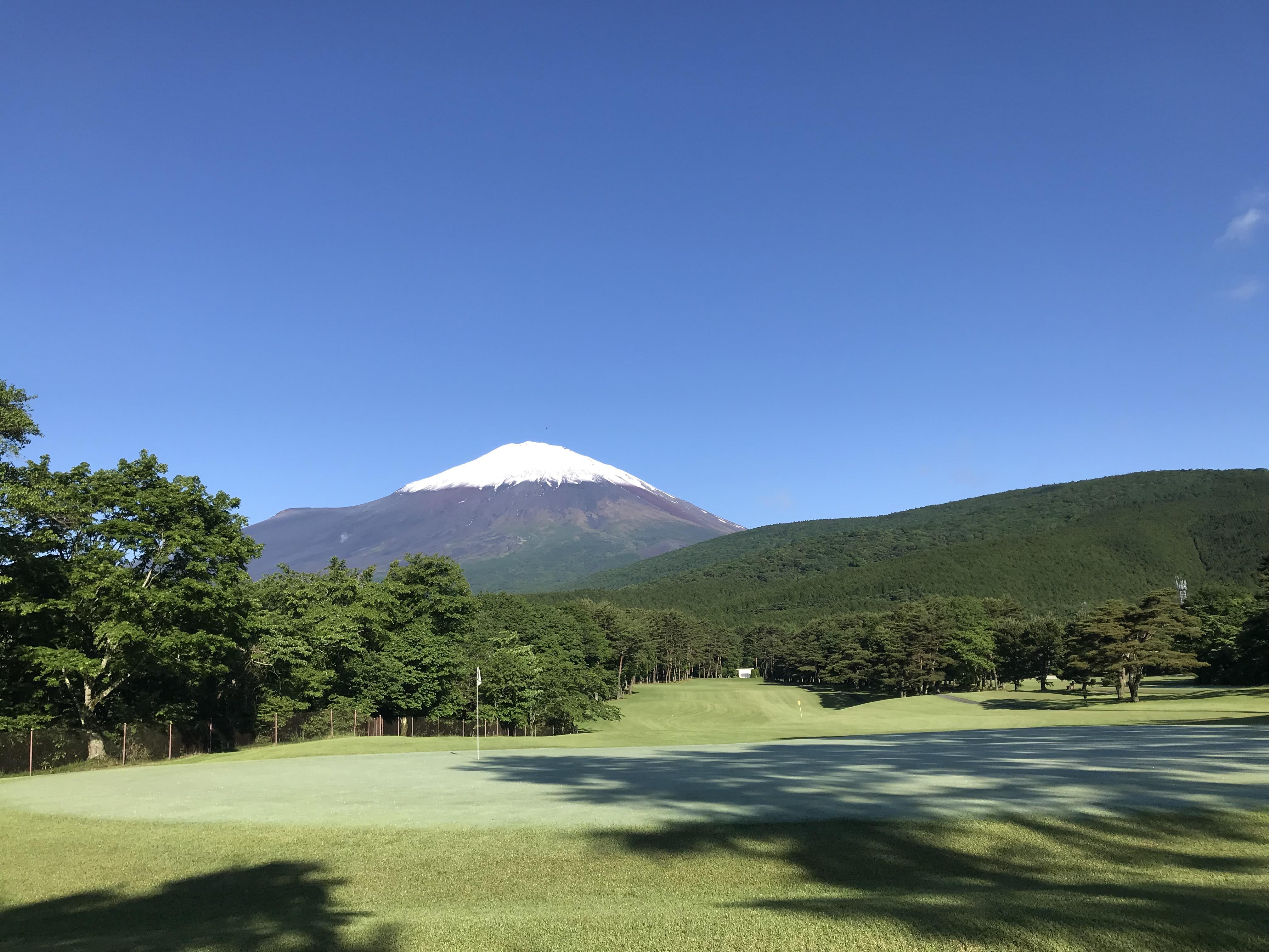 富士高原ゴルフコース【ゴルフ場ID変更】
