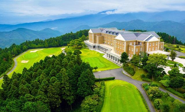 湯ヶ島ゴルフ倶楽部&ホテルリゾート
