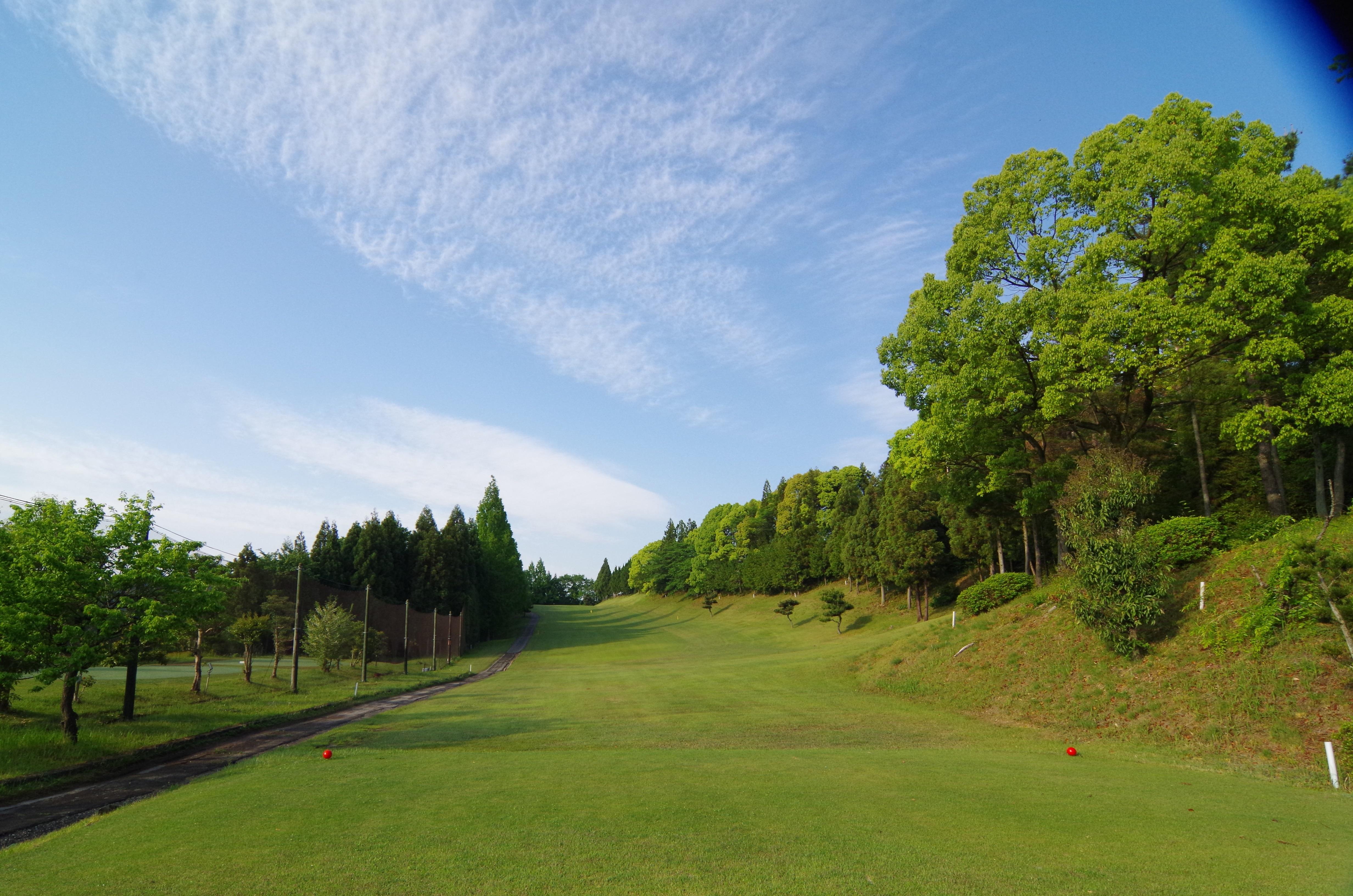 岐阜県・OGC岐阜中央ゴルフパーク(アイランド岐阜中央)