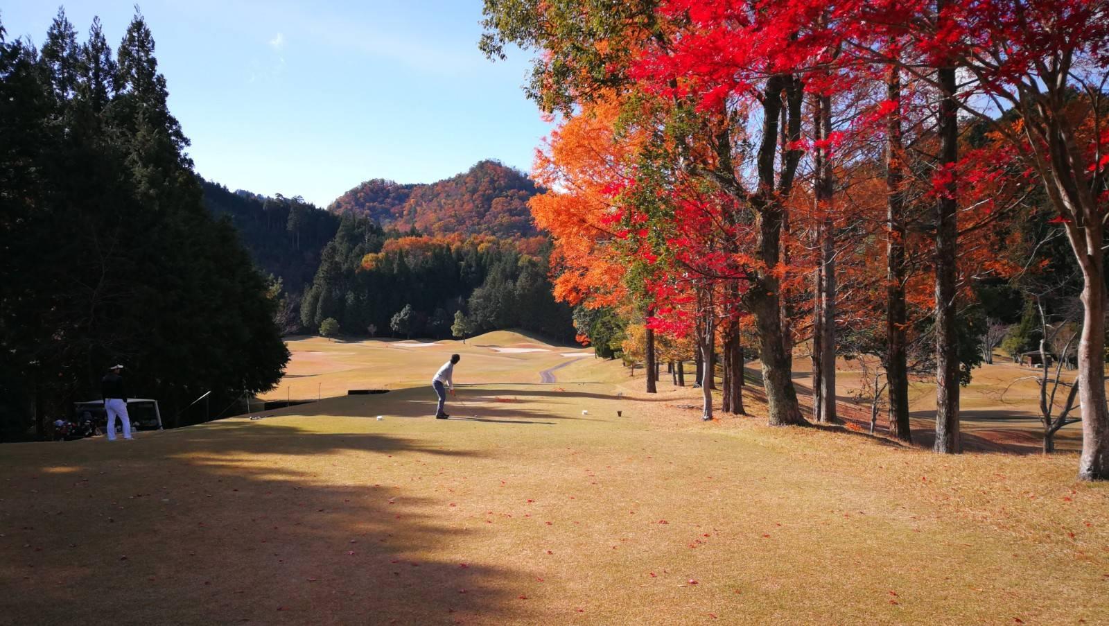 岐阜県・やまがたゴルフ倶楽部美山コース