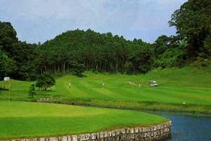 三重県・TOSHIN Lake Wood Golf Club 【閉鎖】