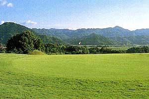 兵庫県・青山台ゴルフ倶楽部