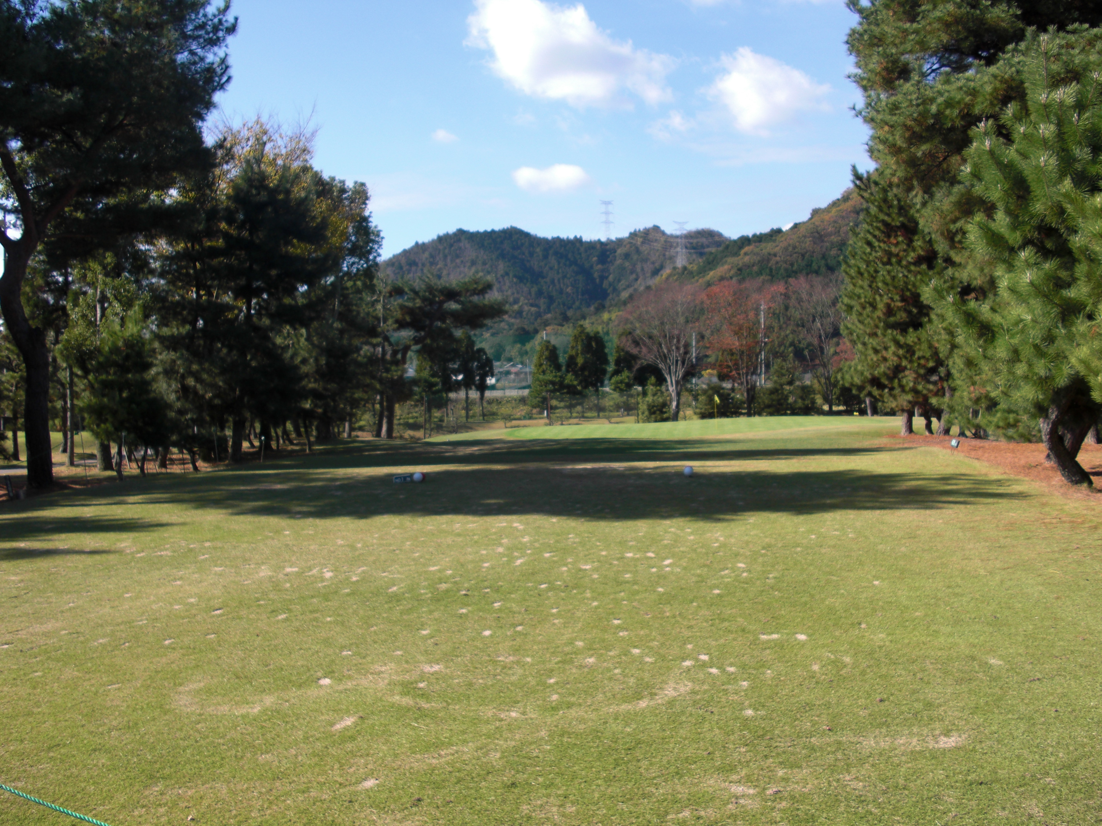 兵庫県・市川ゴルフ