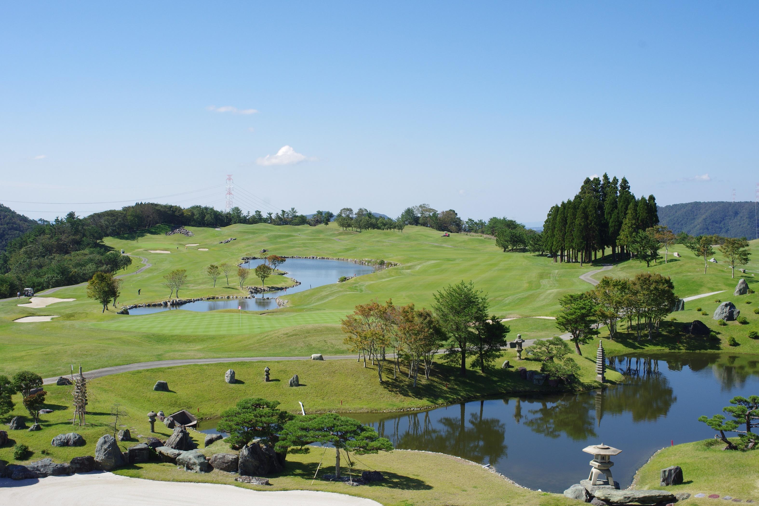 兵庫県・チェリーゴルフ猪名川コース