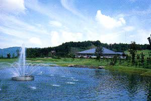 奈良の杜ゴルフクラブ