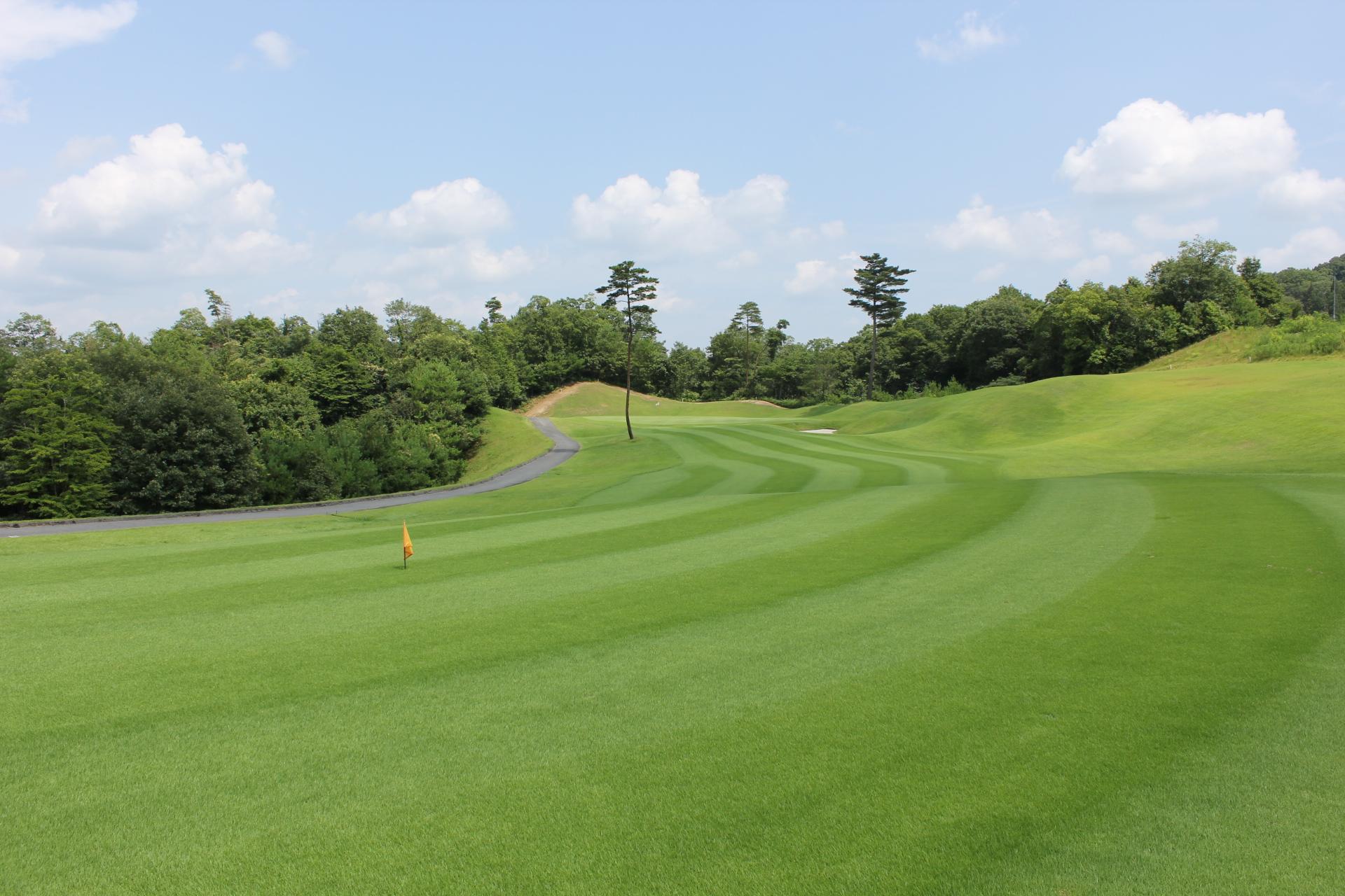 岡山県・ザ・オークレットゴルフクラブ