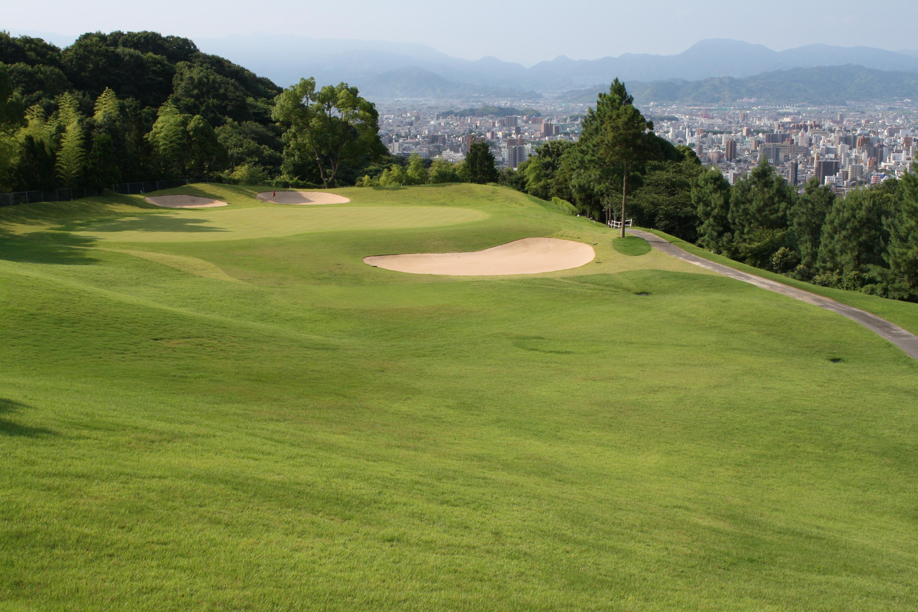 愛媛県・道後ゴルフ倶楽部