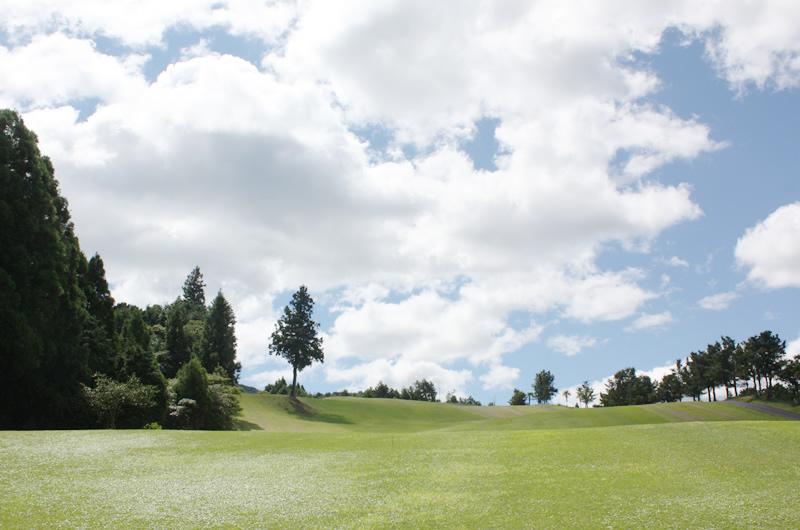 高知県・スカイヒルゴルフクラブ(旧高南CC)