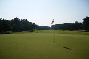 福岡県・古賀ゴルフ・クラブ