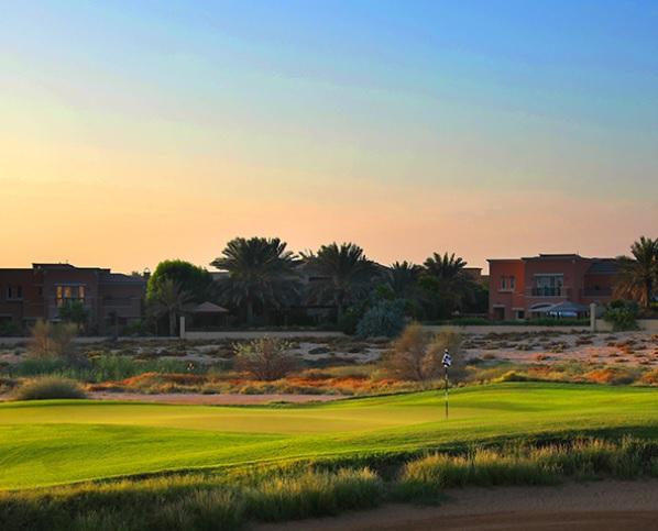 海外・アラビアン ランチズ ゴルフクラブ