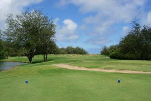 海外・タートルベイ・リゾート・ゴルフクラブ